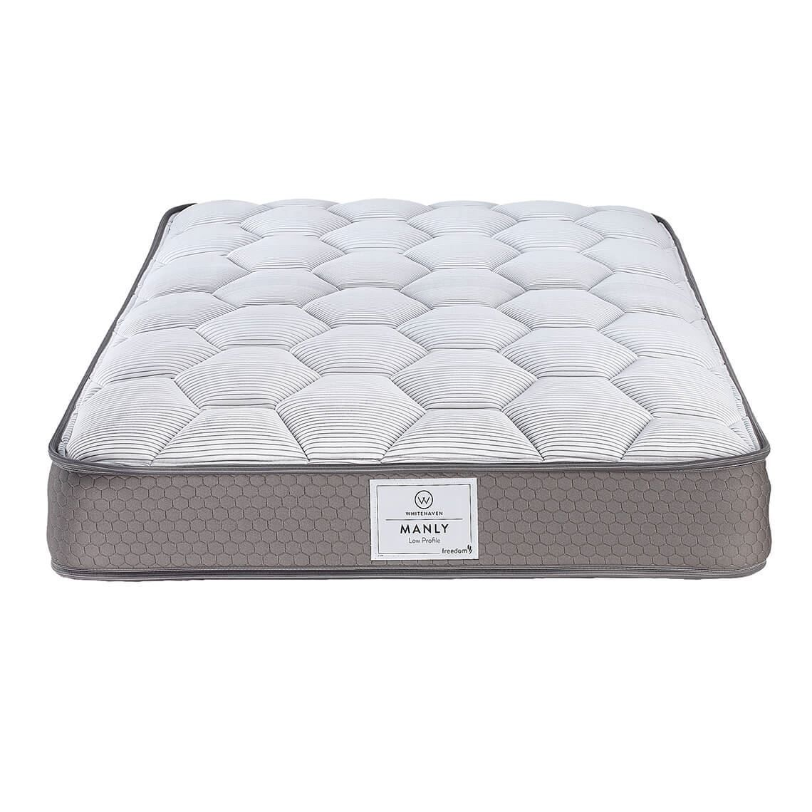 Whitehaven Manly Low Profile Extra Long Single Mattress