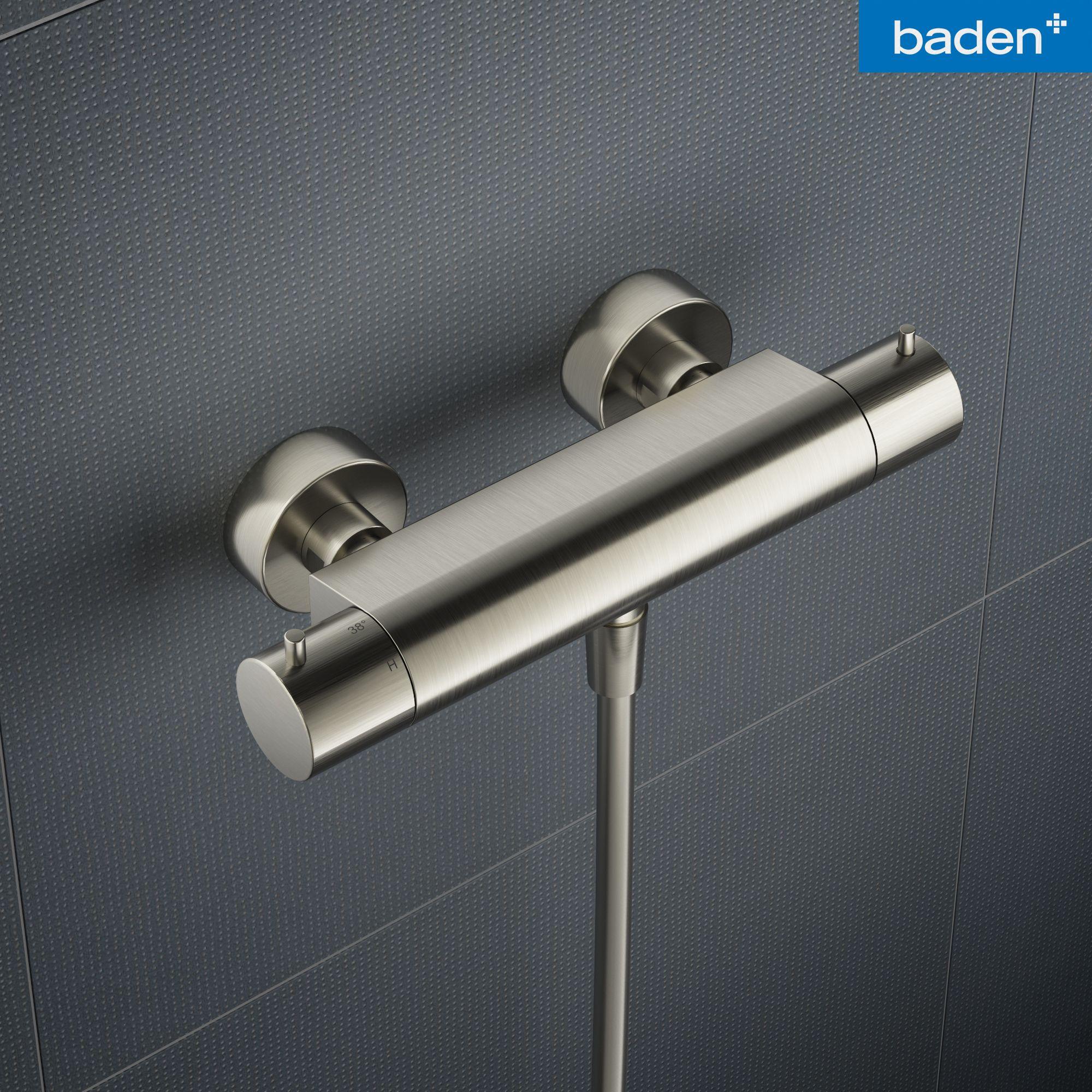 Thermostaatkraan voor in de douche. Brengt extra comfort en ...