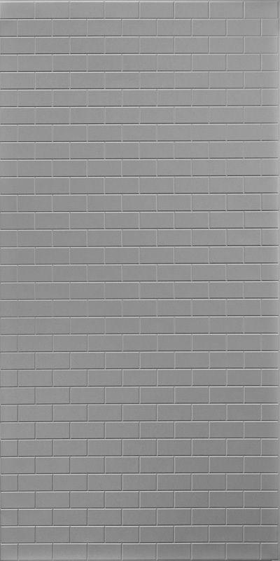 Subway Tile Mirroflex 4x8 4x10 Glue Up Pvc Wall Panels Subway Tile Pvc Wall Panels Wall Panels