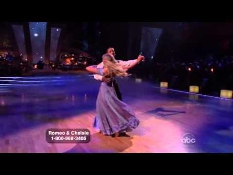 Dancing With The Stars Titanic Waltz