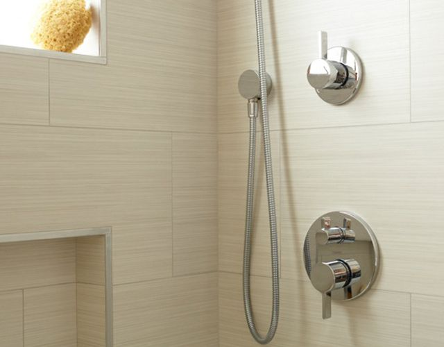 This Would Look Nice With The Dark Brown Wood Grain Ceramic Floor Tile Our Shower Fixture Too