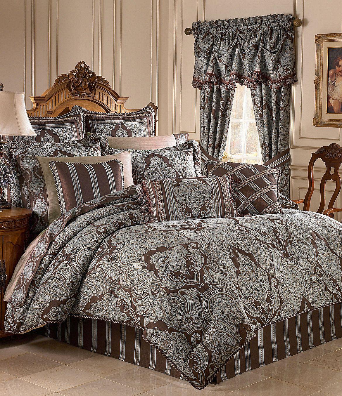 """Dillards Home Decor: Croscill """"Royalton"""" Bedding Collection"""