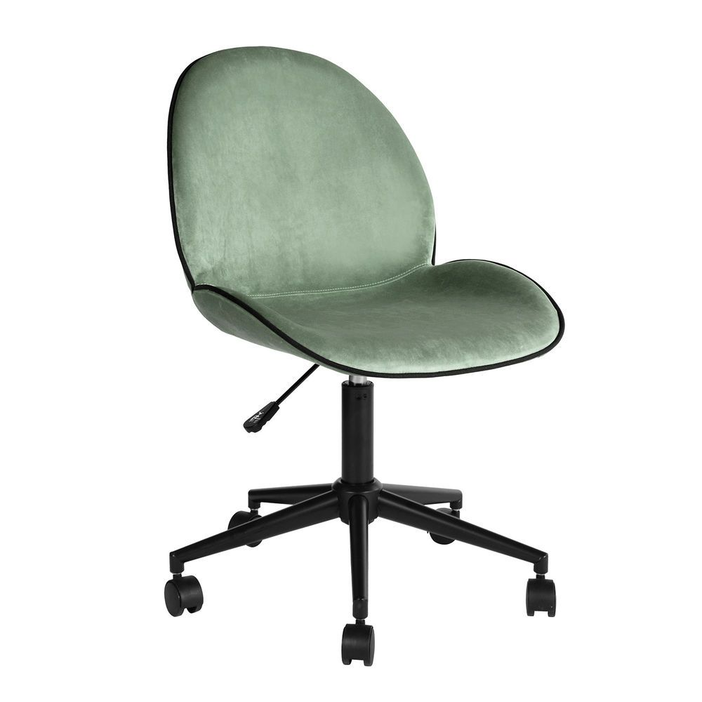 Fabric Velvet Modern Adjustable Desk Chair Home Office Chair Cactus Furniturer Computergamingchair Office Desk Chair Home Office Desks Chair