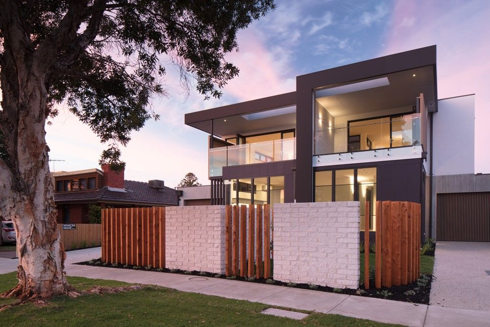 My House Idea Clark Townhouses By Mcgann Architects Contemporary Designers Furniture Casas