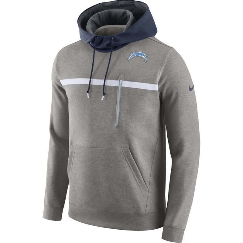 Top Los Angeles Chargers Nike Champ Drive AV15 Performance Pullover  hot sale