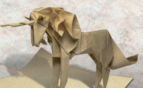 unicorn origami bridal shower ideas pinterest modell. Black Bedroom Furniture Sets. Home Design Ideas