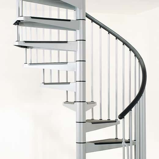 Best Enduro The Solid And Robust Spiral Staircase Stainless 400 x 300