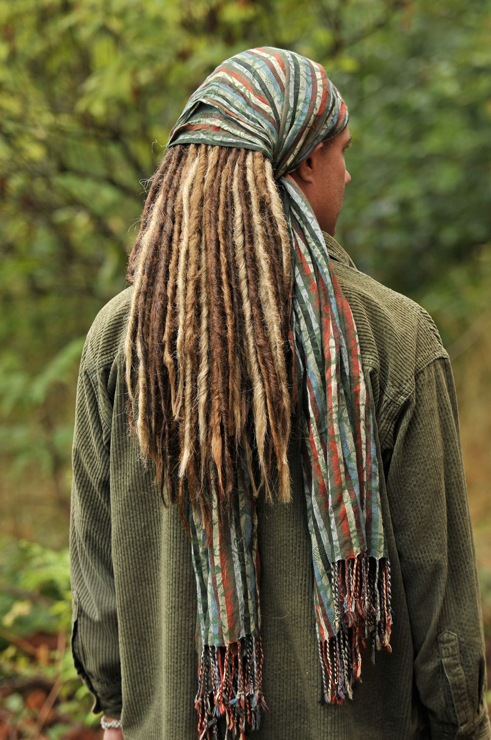natural synthetic dreadlocks
