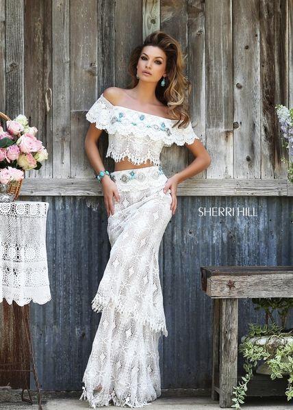 Bohemian Style Prom Dress I Think I Am In Love Sherrihill