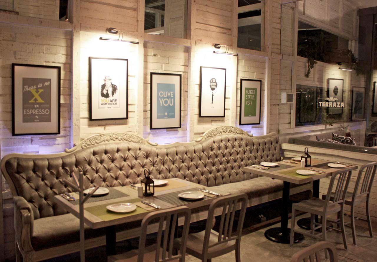 Eclectic restaurant interior eclectic restaurant for Eclectic restaurant