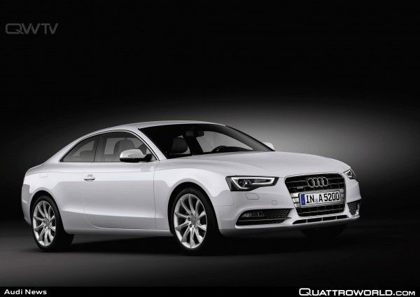 Audi A5 Wins The 2014 Kelley Blue Book Best Resale Value Award Quattro World Audi A5 Audi A5 Sportback Audi