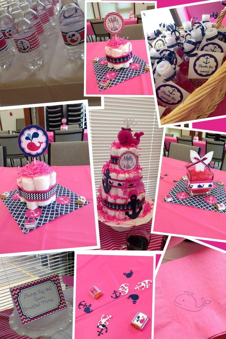 Superb Pink And Blue Baby Shower Ideas QzVmHFOhO