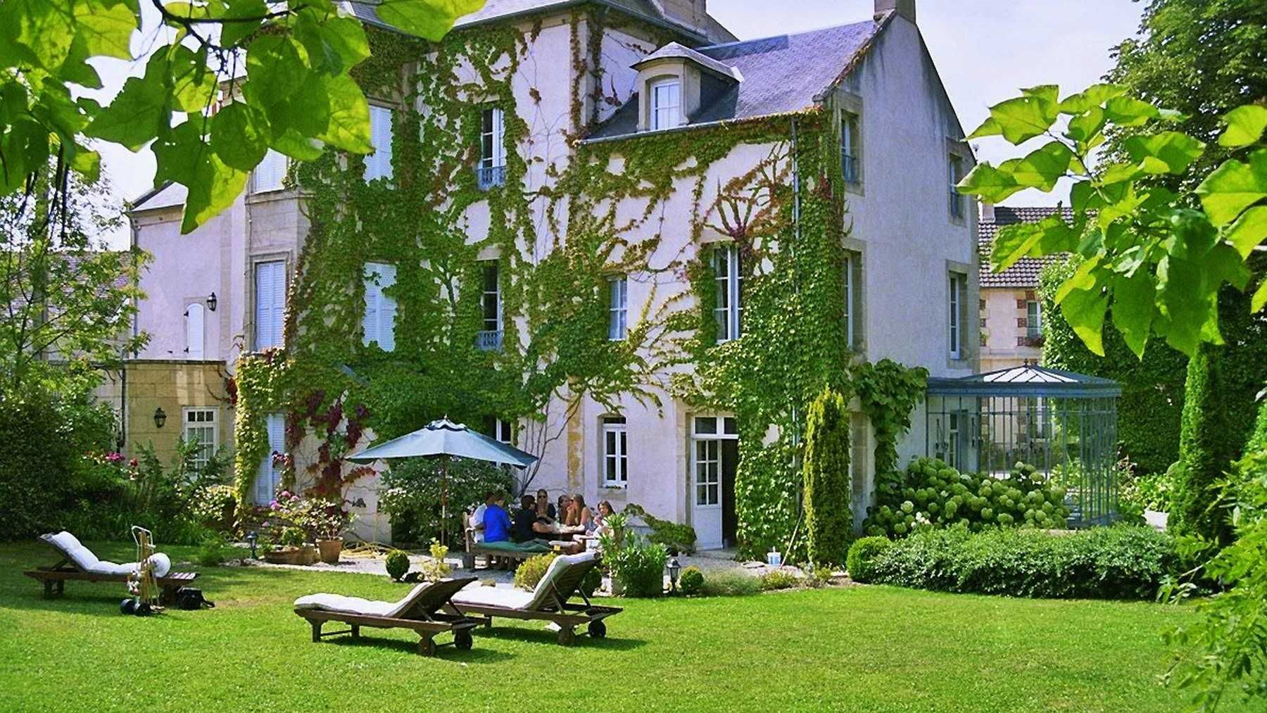 Douvres-la-Délivrande Chateau Rental: La Haule Cottage and Manor | Private Properties