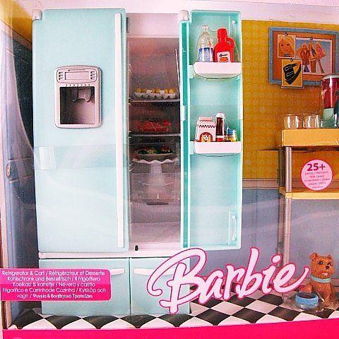 Barbie Kühlschrank und Beistelltisch | Toys Toys Toys | Pinterest ...