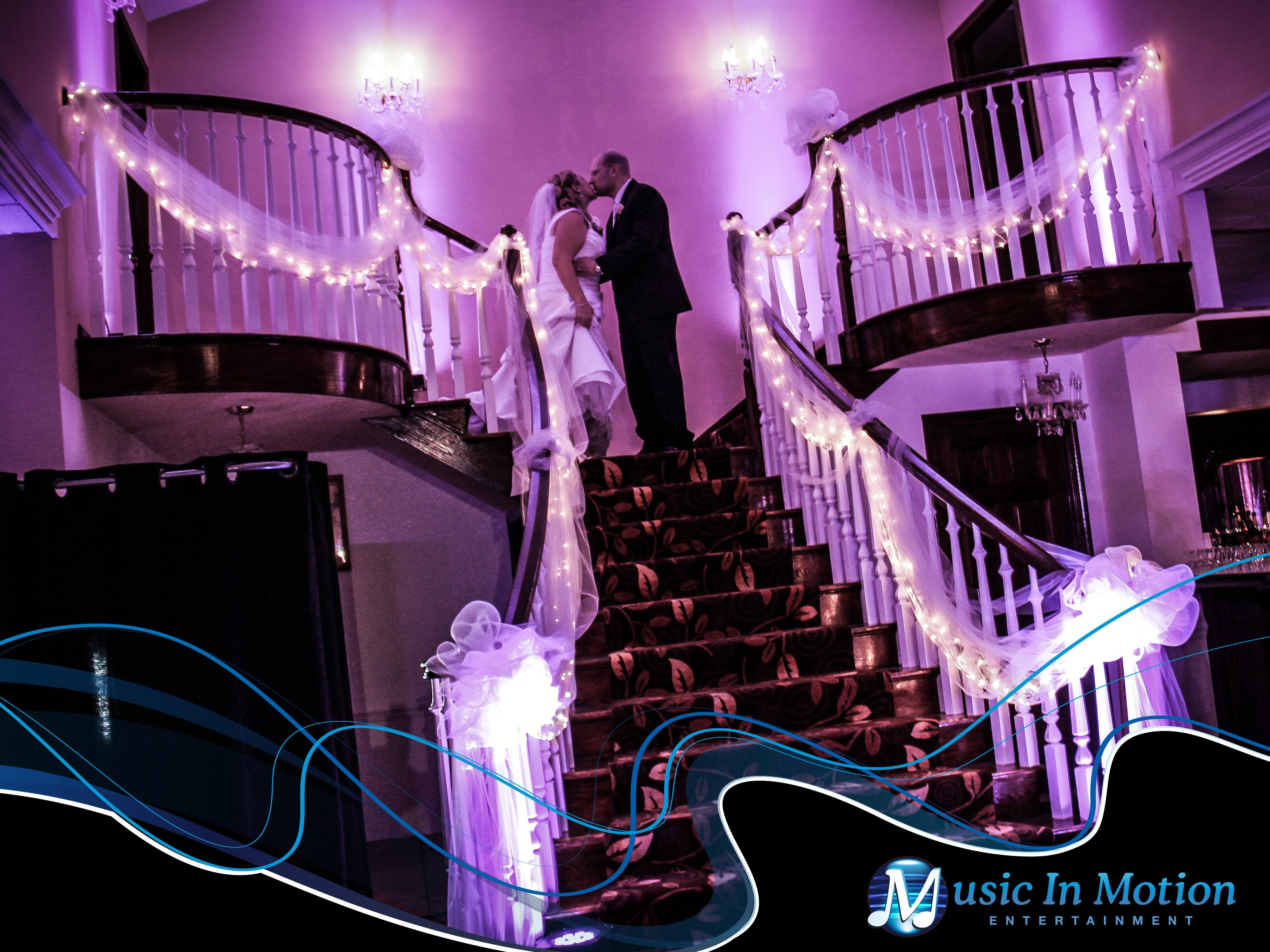 Lighting magic by Music In Motion at Villa Bianca Seymour CT & Lighting magic by Music In Motion at Villa Bianca Seymour CT ... azcodes.com