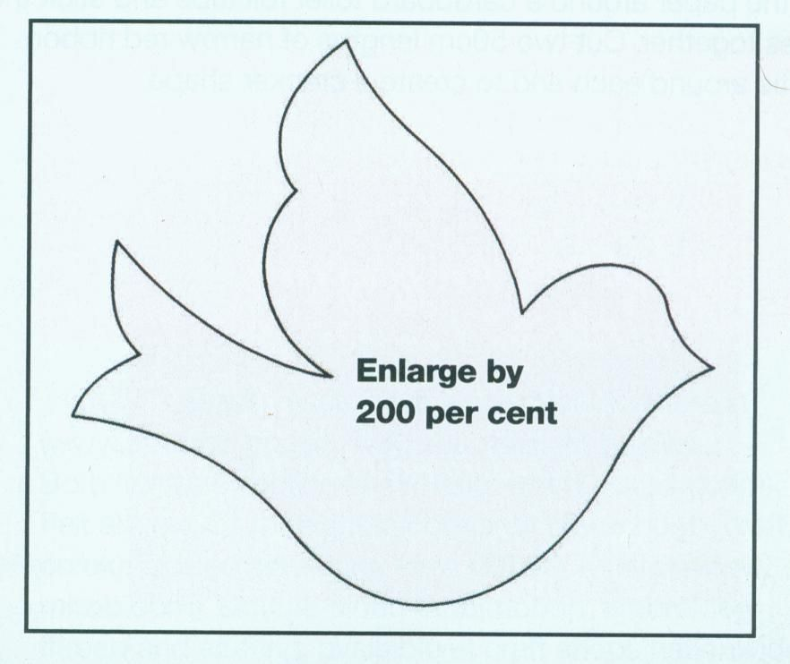 bird template