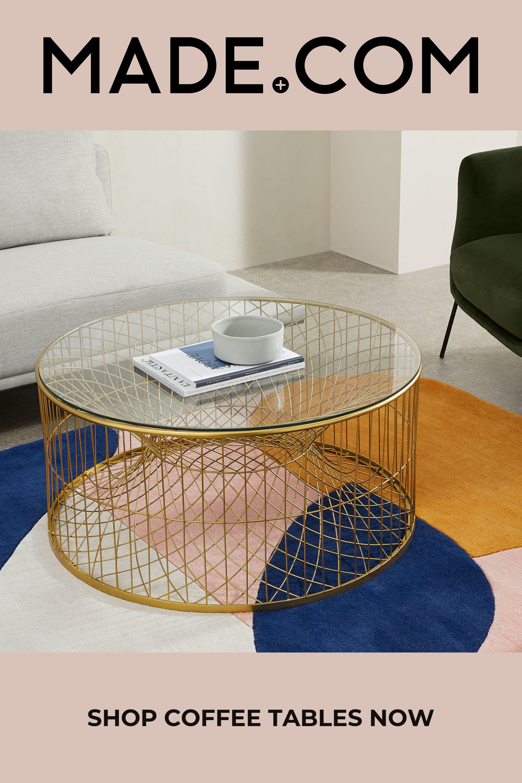 Alaska Wire Coffee Table Brass Glass Wire Coffee Table Coffee Table Brass Coffee Table [ 3000 x 2000 Pixel ]