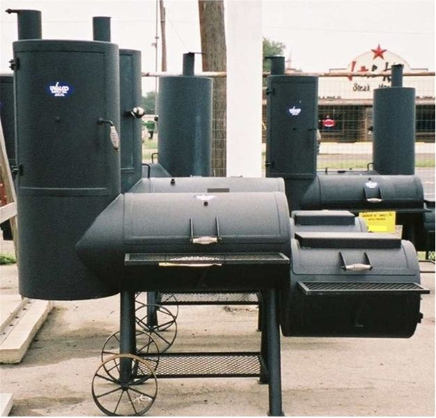 BBQ Smokers | Backyard BBQ Smokers And BBQ Pits By Old Country BBQ Pits
