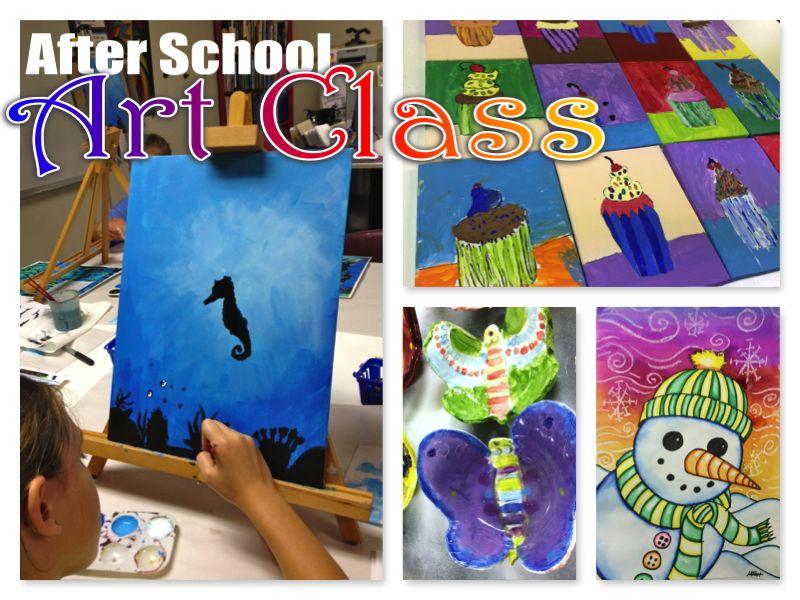 After School Art Art Club Projects Art Club Projects