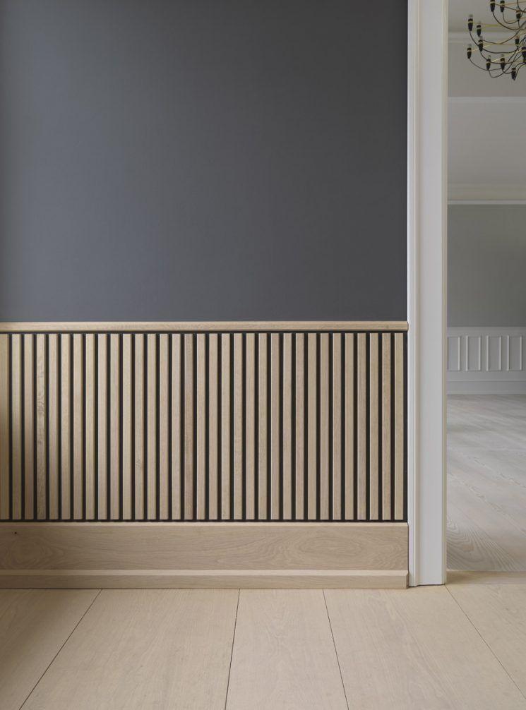 id es d co habiller ses murs de bois architecture interieure pinterest lambris deco. Black Bedroom Furniture Sets. Home Design Ideas