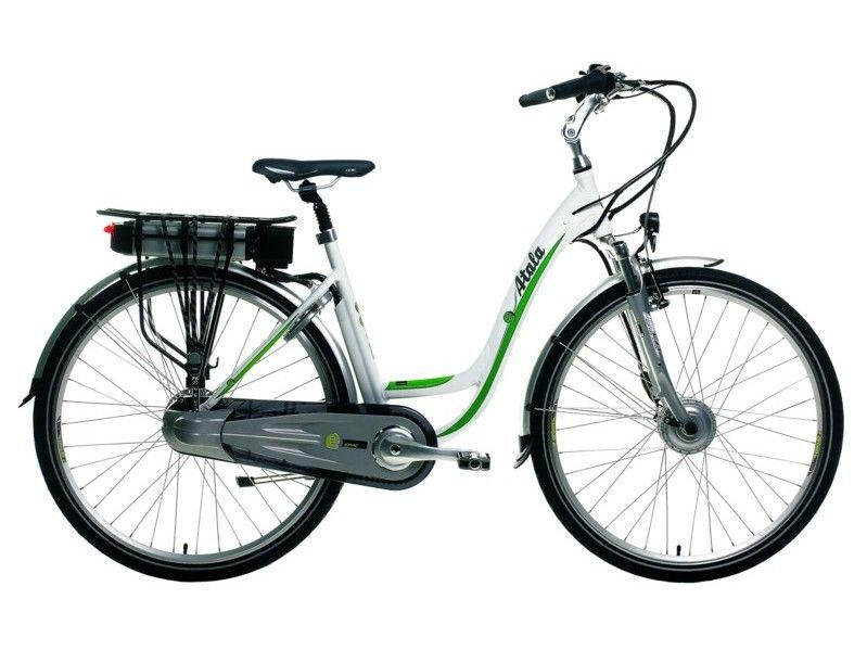 Bicicletta Elettrica A Pedalata Assistita E Bike E Green Atala Bicycle Vehicles