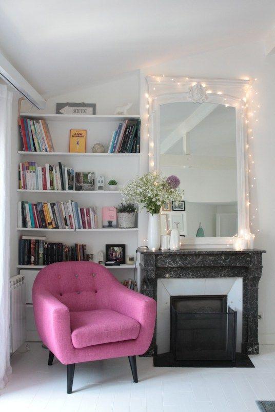 11 id es pour s 39 am nager un coin lecture cosy home maison d co maison et deco. Black Bedroom Furniture Sets. Home Design Ideas
