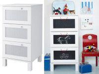 Ikea Hack, ¡transforma una cómoda infantil!