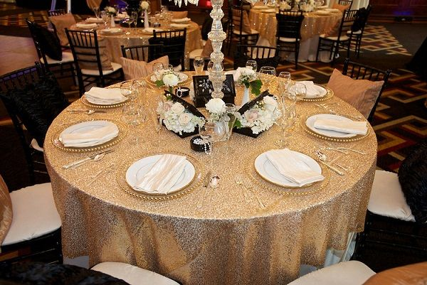 Table setting from our recent Bridal Showcase inspired by The Great ...