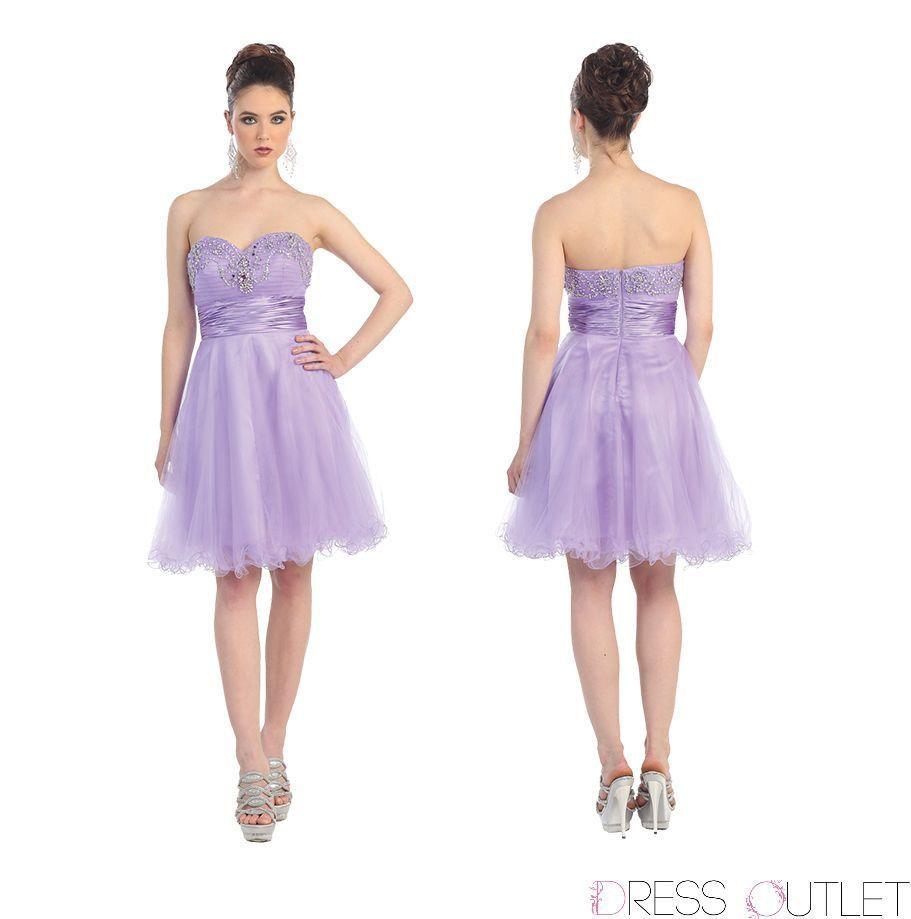 Short formal homecoming prom dress