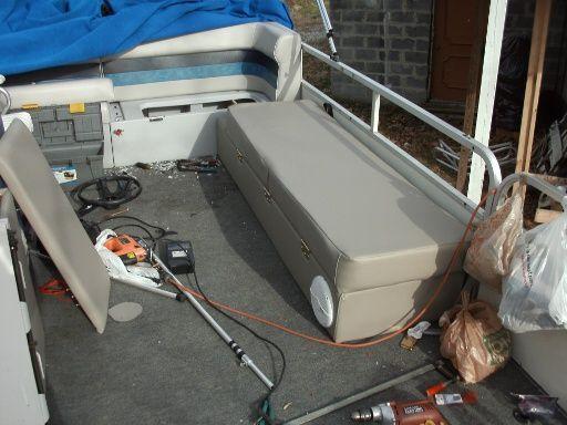 Prime Homemade Pontoon Boat Seats Pontoon Boat Seats Pontoon Alphanode Cool Chair Designs And Ideas Alphanodeonline