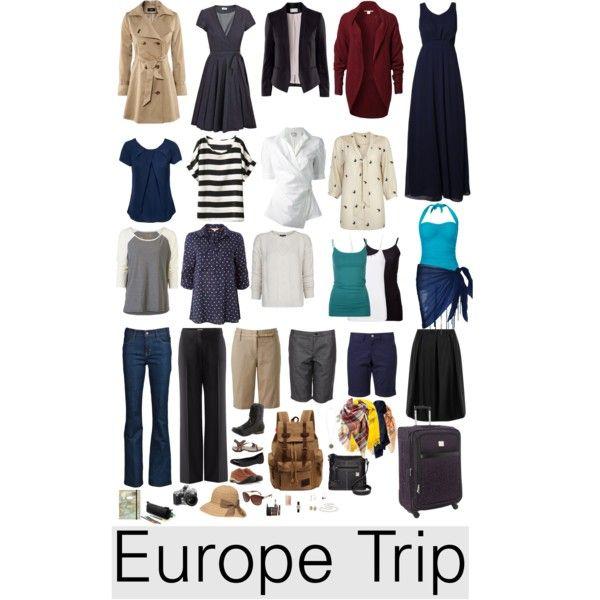 Europe Trip by cakeiddy on Polyvore featuring Zetterberg, L'Agence, NLY Trend, White Stuff, Uttam Boutique, Armani Collezioni, RVCA, MANGO, Closet and Splendid