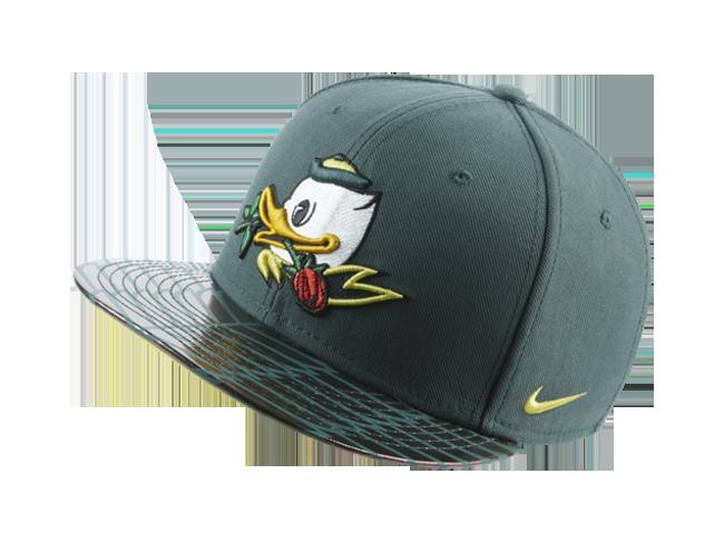 Oregon Ducks Football Snapbacks Hat Box x Nike  1ec69b1e2a35
