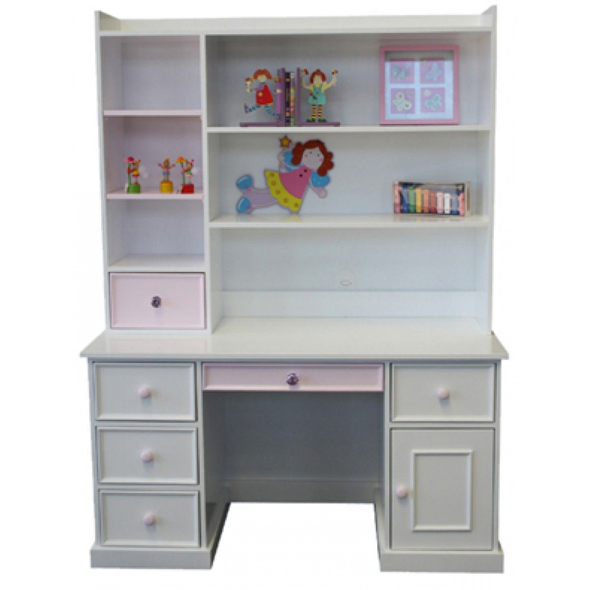 furniture style with trundle simple clearance wood white bed long student writing office girls hutch french dresser outdoor and antique home stanley desk