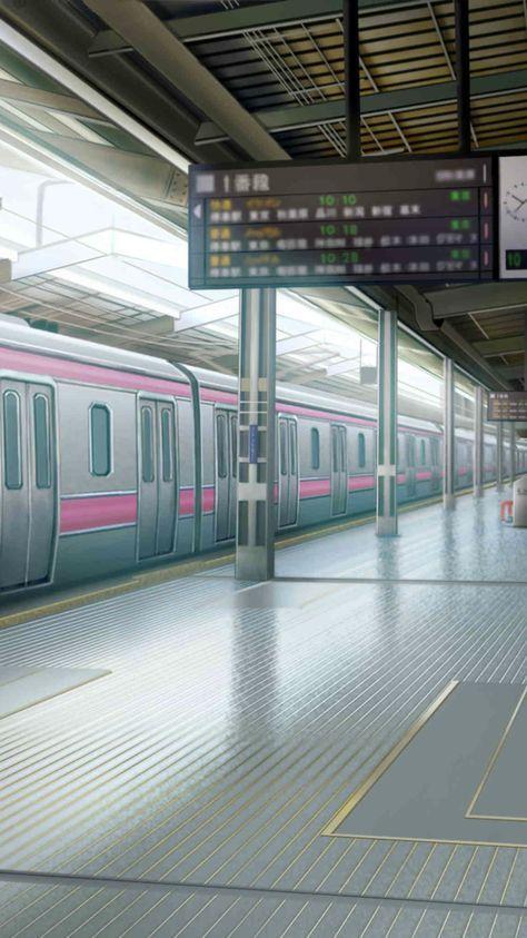Trendy Training Anime Station 70 Ideas