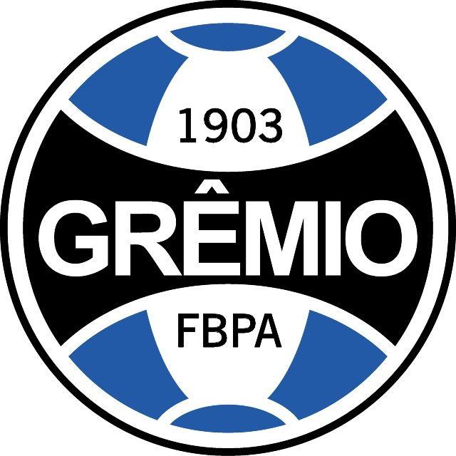 Logotipo De Vetor De Futebol Gremio Gremio Futebol Clube Gremio Fbpa Simbolo Do Gremio