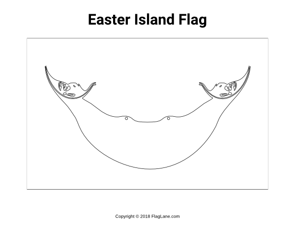 Free Printable Easter Island Flag Coloring Page Download It At Https Flaglane Com Coloring Page Easter Islan Flag Coloring Pages Islands Flag Coloring Pages