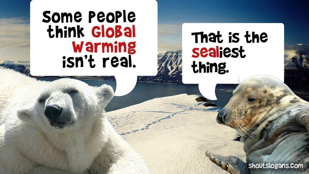global warming meme