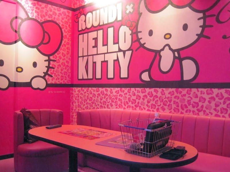 Hello kitty zimmer kinder teppiche hello kitty und - Hello kitty babyzimmer ...