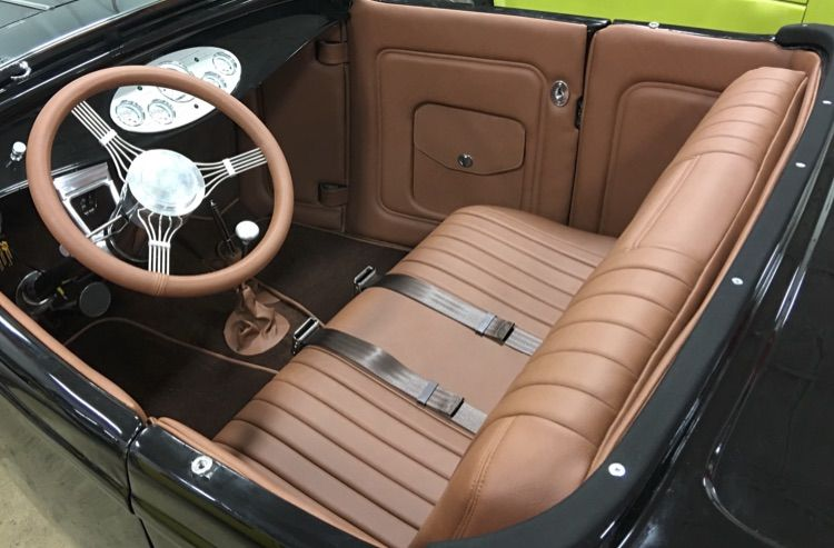 C&E Auto Upholstery | Twin Cities Top Repair and Custom