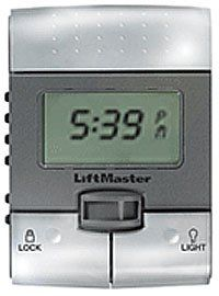 Chamberlain Liftmaster 398lm 315mhz Smart Control Panel Liftmaster Chamberlain Cooking Timer