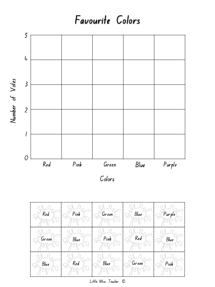 Picture graph worksheets cut and paste printables also maths rh pinterest