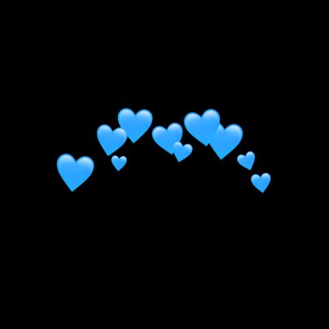 Discover Trending Emoji Stickers Blue Heart Emoji Cute Emoji Wallpaper Pretty Wallpapers Backgrounds