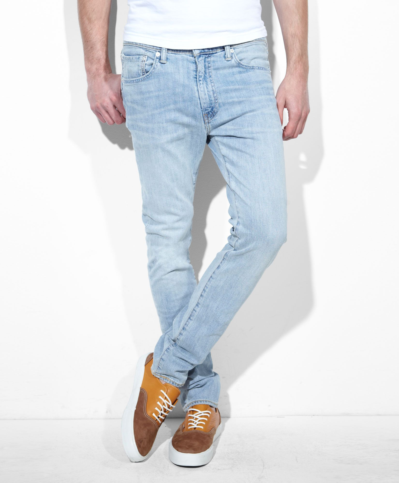 b935eaaafe2 Levi s 510™ Skinny Fit Jeans - Sung Blue - Jeans..like the color with a boot  cut
