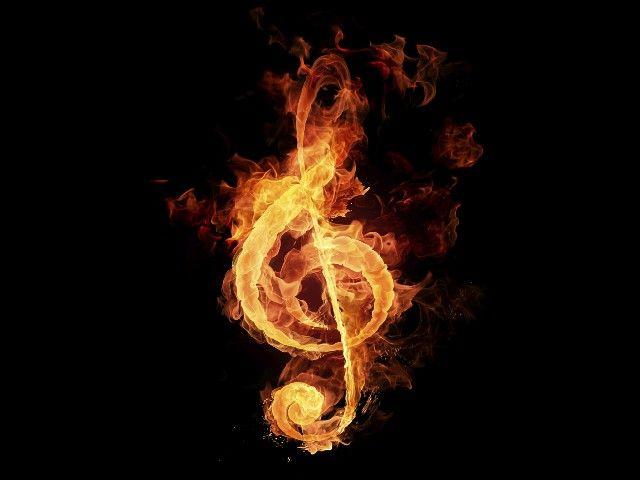 Music is emotions and life set on fire  I love music! | All