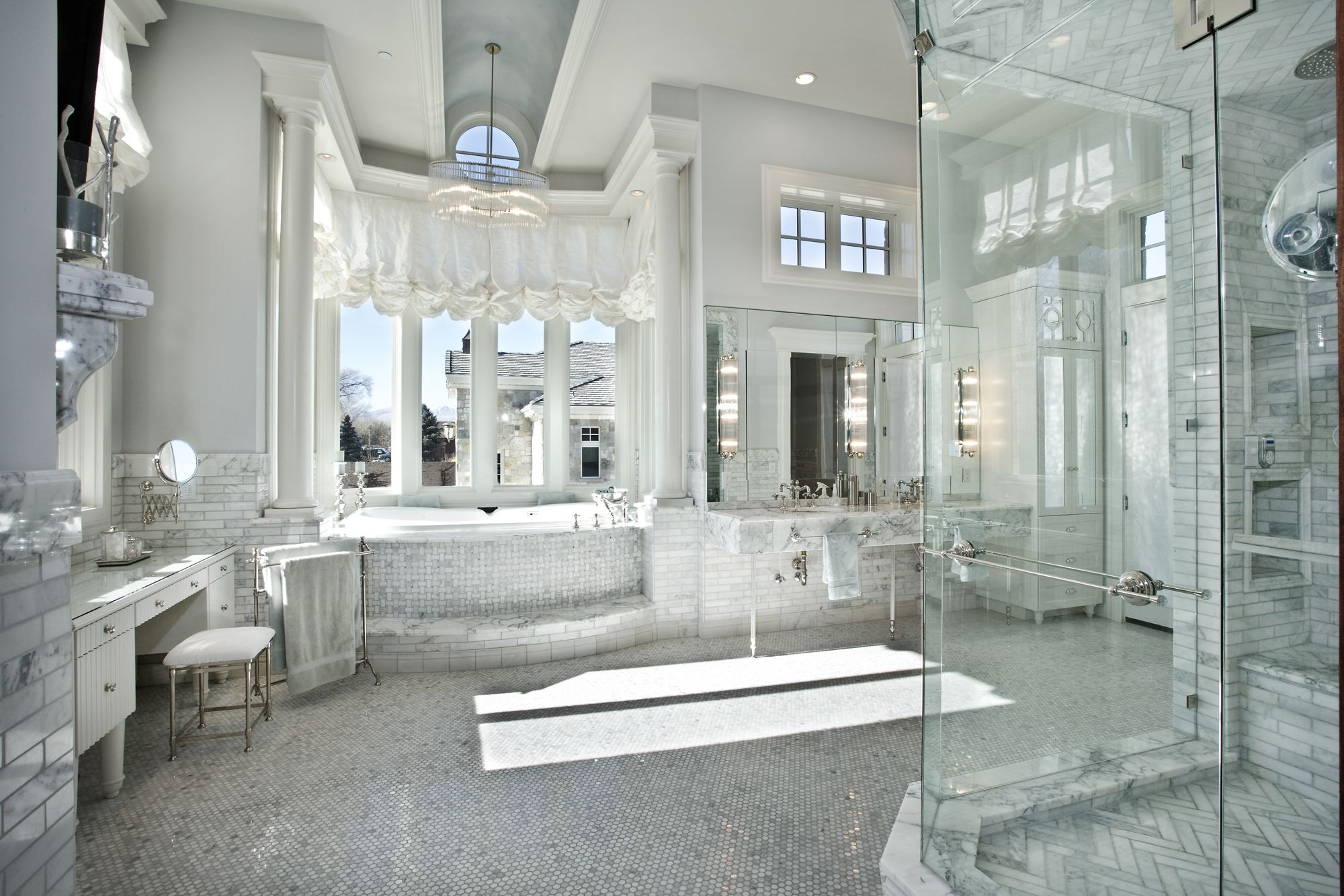 Mansion Luxury Master Bathroom Ideas Trendecors
