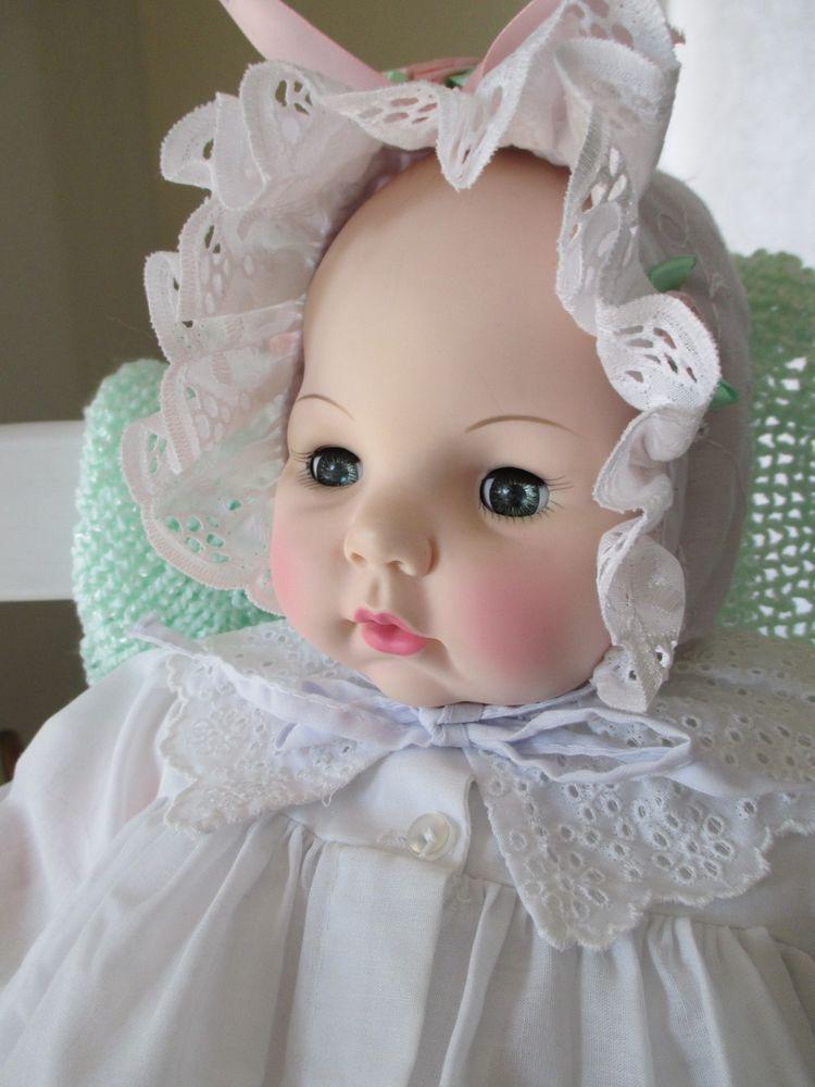 Vintage Madame Alexander 1966 Victoria Crier Baby Doll ...