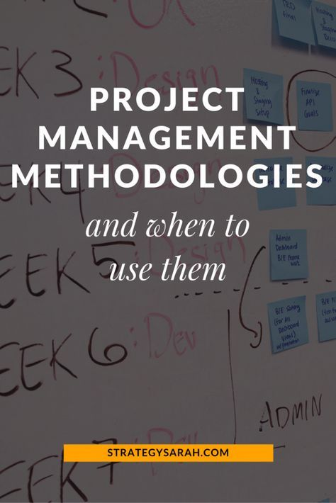 Project Management Methodologies and When to Use Them Managen