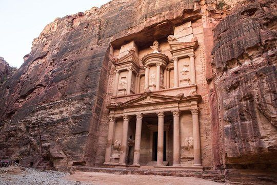 03 Days - 02 Nights Petra & Wadi Rum Tour from Eilat Border #wadirum
