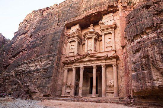03 Days - 02 Nights Petra & Wadi Rum Tour from Eilat Border #wadirum