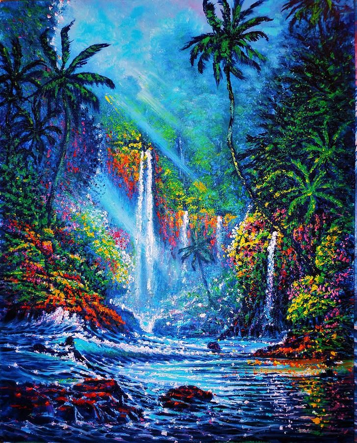 river of life - Google Search | Revelation | Prophetic art ...